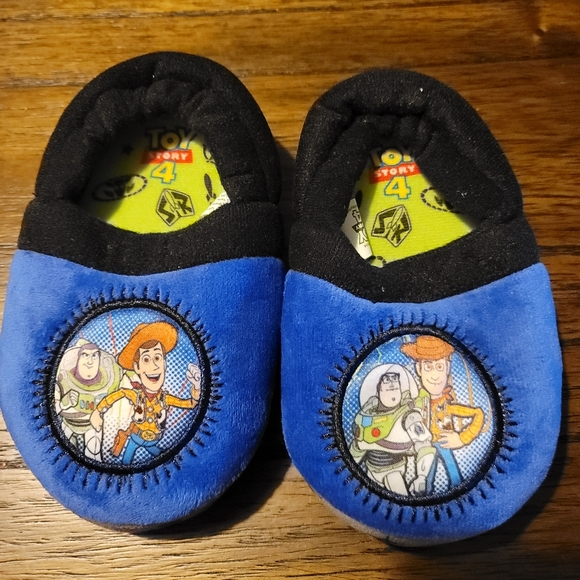 Toddler Toy Story 4 slipper